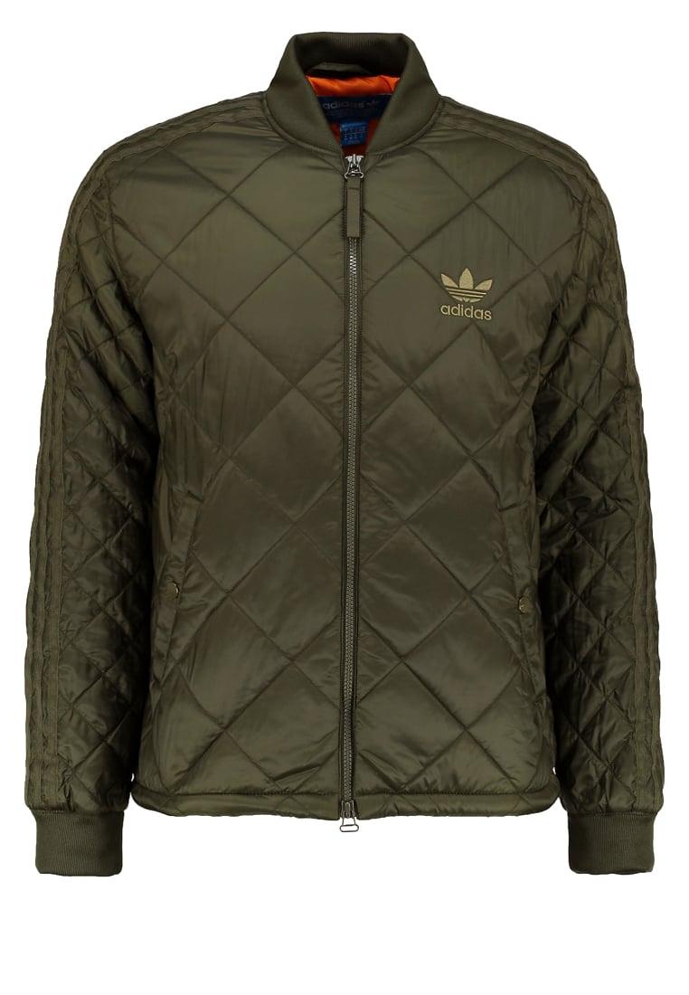 Adidas Originals Übergangsjacke - olive o. black