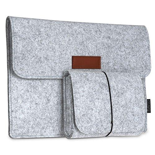 12 Zoll Laptop Sleeve Hülle mit Mini Beutel(Amazon-Prime)