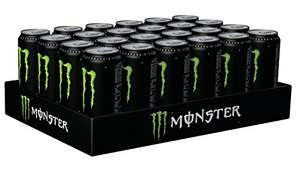 [Amazon Sparabo]  Monster Energy 24*500 ml