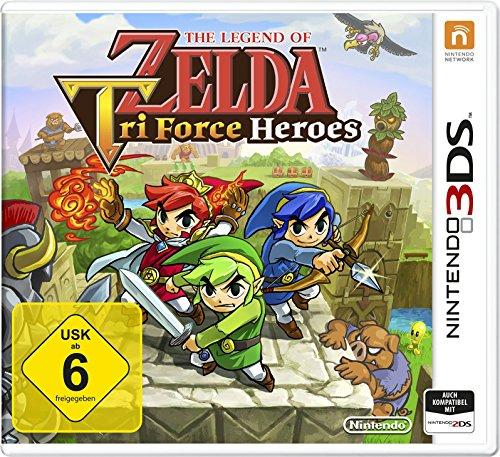 The Legend of Zelda: TriForce Heroes - Nintendo 3DS - [Amazon Prime]