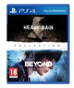 Heavy Rain + Beyond Two Souls (PS4) für 27,26€ [Amazon.co.uk]