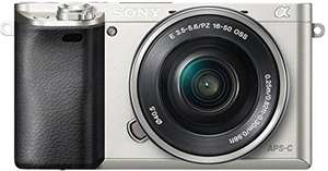Sony Alpha 6000 Kit  mit SELP1650 vom amazon UK