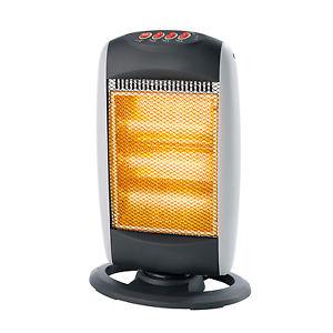 easy!maxx Infrarot Heizgerät mit 1200 Watt für 19,99€