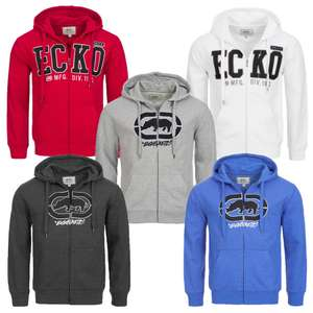 Ecko Unltd Sweatshirts für 13,99€ (zzgl. VK) 5 Farben von XS-3XL