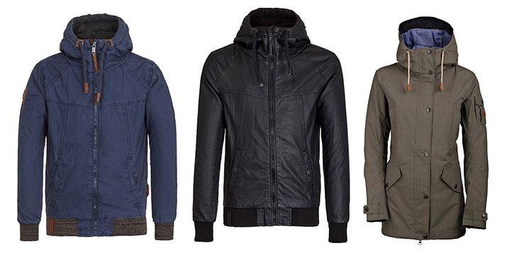 Großer Jacken Sale + 10% Gutschein + VSK-frei ab 40€ @Planet Sports