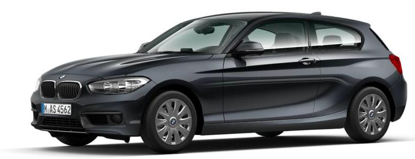 BMW 116i Leasing 137 Euro pro Monat 10.000km/pa