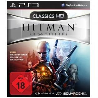 (Redcoon) Hitman HD Trilogy (PS3) für 9,99€
