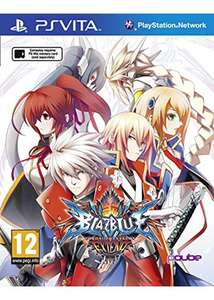 [base.com] BlazBlue: Chrono Phantasma Extend (Playstation Vita)