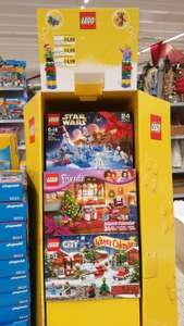 [Ulm] Lego Adventskalender City oder Friends bei V-MARKT 14,99€ idealo PVG 18,95€