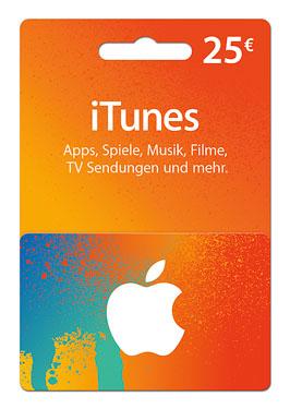 KAUFLAND 15% Bonus Guthaben auf iTunes Karten Offline! Aktionszeitraum 13.10. - 19.10.2016