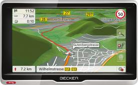 [Medimax] Becker active.6 CE LMU Navigationsgerät