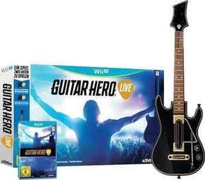 (Lokal Saturn Hürth) Guitar Hero Live Wii U, iOS und PS3