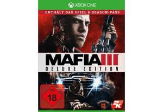 [lokal Saturn Berlin Alex] Mafia 3 (Xbox One) als Deluxe Edition (Spiel + Season Pass) für 64,99