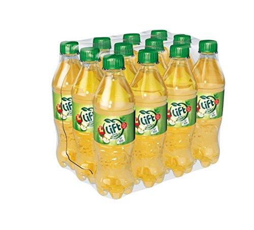 12x 0,5 l Lift Apfelsaftschorle ab nur 3,66 € (0,30 € pro Flasche) + Pfand [Amazon.de Spar-Abo]