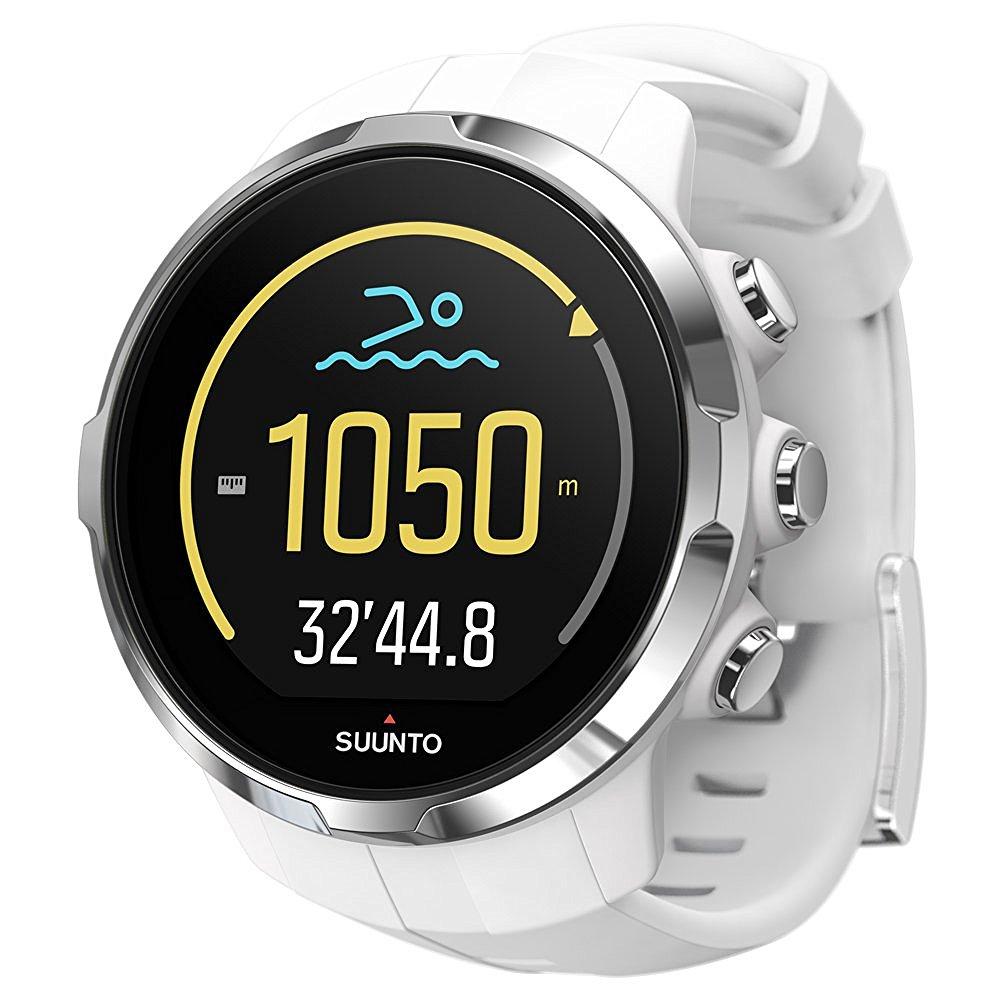 Suunto, Spartan Sport Black HR, GPS-Uhr für Multisport-Athleten