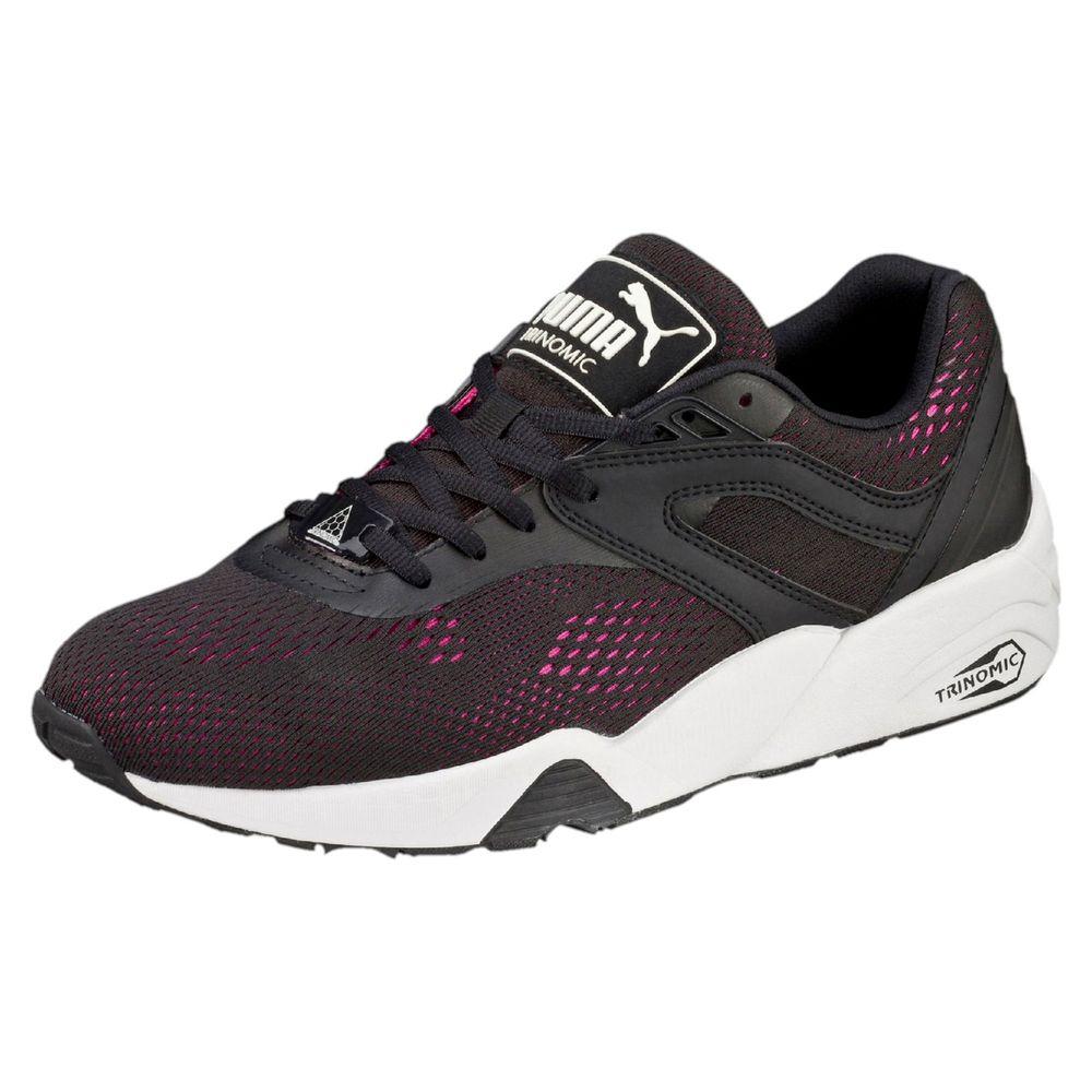 PUMA Trinomic R698 Engineered Mesh Sneaker Sport Classics Schuhe Unisex Neu