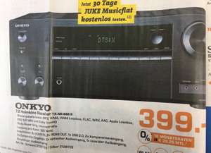 ONKYO TX-NR 656 [ Saturn Essen Limbecker Platz]