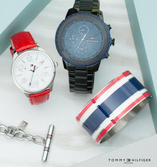 Schmuck und Uhren von Tommy Hilfiger zum Teil stark reduziert @Zalando Lounge