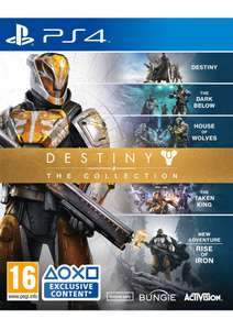[simplygames]  Destiny: The Collection (PS4 / Xbox One)