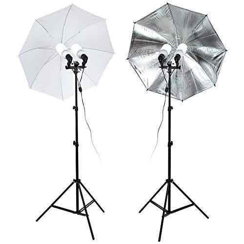 [Amazon Prime] 2 x Reflektor / Studioschirme für das private Fotostudio