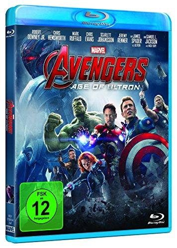 Amazon.de: Marvels The Avengers – Age of Ultron [Blu-ray] für 9,99€ + VSK