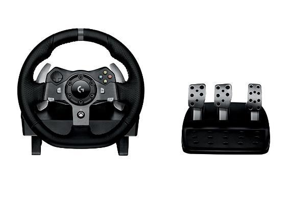 @Dealclub Logitech G920 Racing Lenkrad Driving Force für Xbox One, PC  für 219,95€