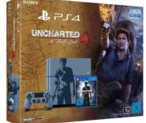 [Amazon] PS4 1TB im Uncharted Design inkl. Uncharted 4: A Thiefx27s End