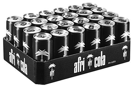[Amazon Sparabo] Afri Cola, 24er Pack, (24 x 330 ml) für 9,67 € (+6,00 Pfand) pro Dose ~0,40 € statt 0,69 € bei 5 Sparabos