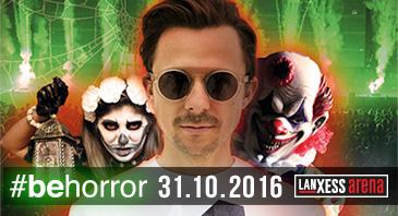 [Köln - koelnticket.de] 2:1 Kölnarena Halloween Party | 31,1 % Vorteil Linus Talentprobe