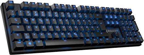 Roccat Suora mechanische Tastatur (beleuchtet, TTC Brown) + Roccat Lua Gaming-Maus (beidhändig, 2000dpi) für 99,99€ [Amazon]
