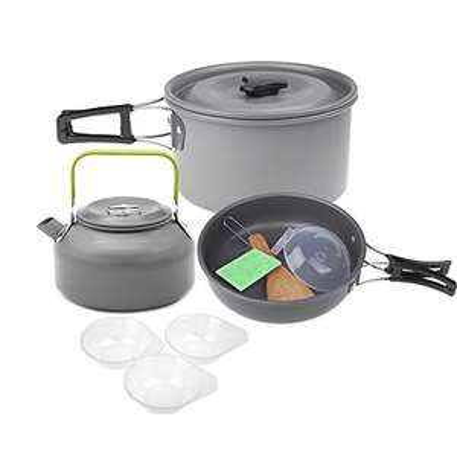 Camping Geschirr für die nächste Festival Saison mit 30% Rabatt [Amazon.de]