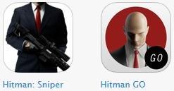 [AppStore] Hitman Essentials (Hitman: Sniper&Hitman GO) zusammen für 0,99€