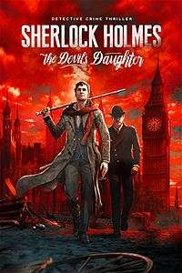 Sherlock Holmes: The Devils Daughter (Xbox One) Digital 30€ / Disk 34€