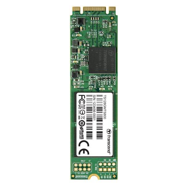 (Amazon.it) Transcend MTS800 M.2 128GB SSD für 44,27€