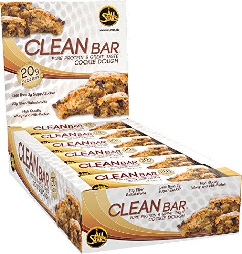 All Stars Clean Bar Cookie-Dough/Cream (Amazon Prime)