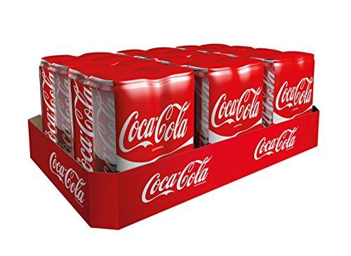24x 0,33 l Dosen Cola ab -0,34 € + Pfand [Amazon.de SparAbo+PrimeGutschein]