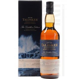 (vinospirit) Talisker 18 + Distillers Edition 2016 Whisky