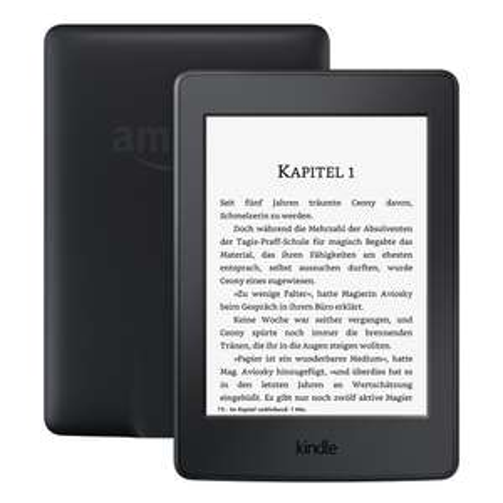 Kindle Paperwhite (2015/16) eBook-Reader für 99,99€ [Amazon]