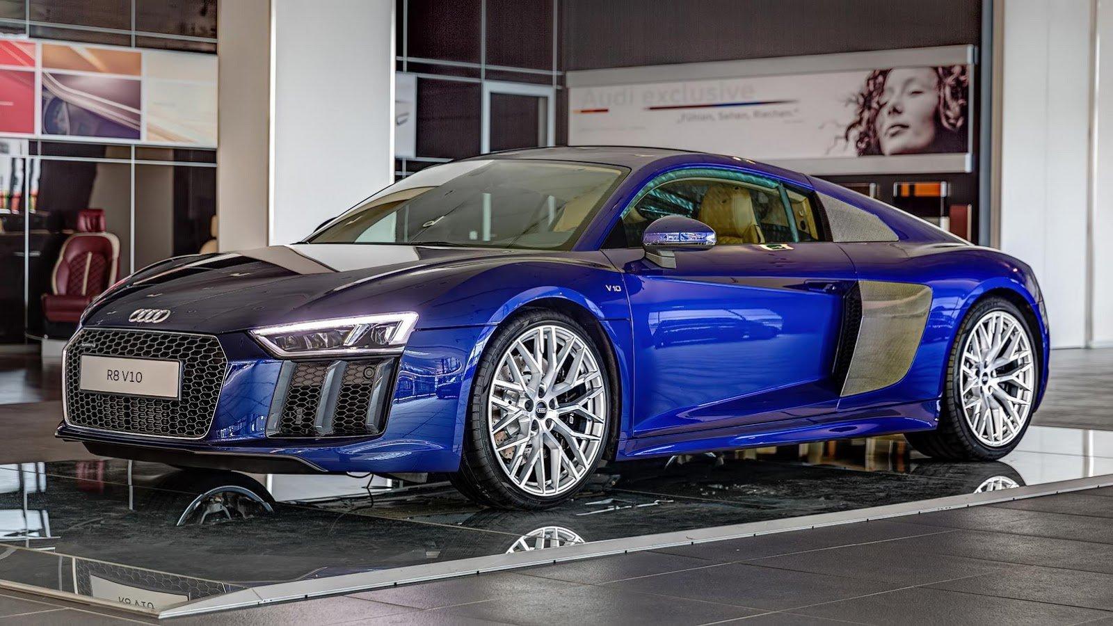 Audi R8 2016 540PS - Leasing Privat oder Gewerbe - 24 Monate - 30tkm p.a