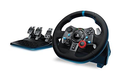 [amazon.it] Logitech G29 Racing Lenkrad Driving Force für PS4, PS3 und PC