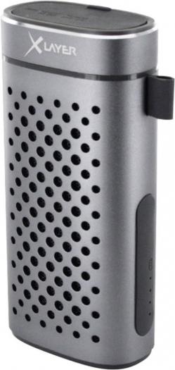 Xlayer Powerbank (Zusatzakku) PLUS Speaker Li-Ion 4000 mAh für 17,99 € inkl. Versand --> statt 26,97 €