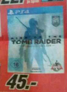 Rise of the Tomb Raider PS4 (MM Berlin)