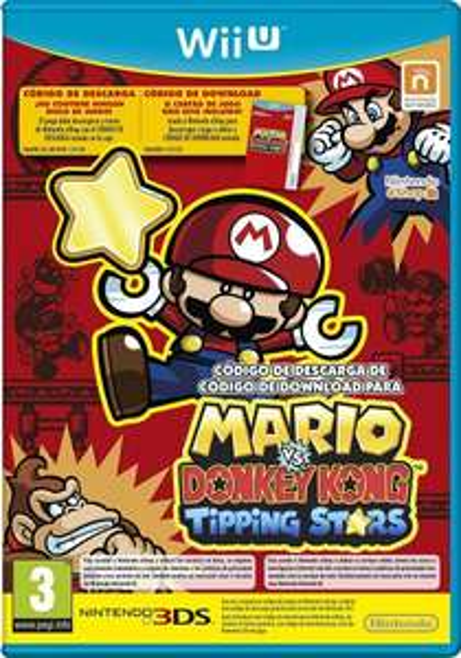 (Amazon.es) Mario vs. Donkey Kong: Tipping Stars (Wii U) für 13,61€