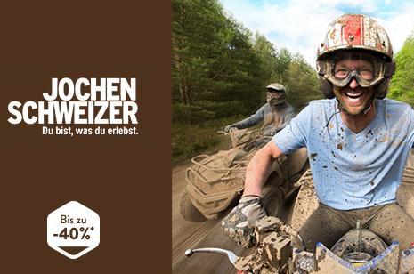 Jochen Schweizer Eventboxen bei Brands4Friends - z.B. Candle Light Dinner für 2 für 44,99€ statt 64,90€