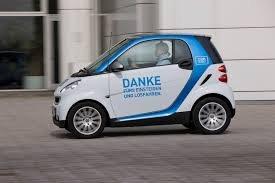Car2Go Kostenlos Anmeldung + 5€StartGuthaben