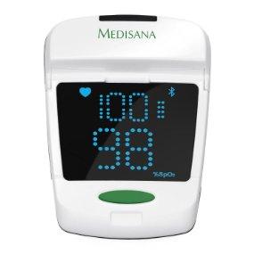 [Lokal Kaufpark Eiche] Medisana Bluetooth Pulsoximeter PM 150 Connect - Ersparnis zum nächsten Preis 63% @Tchibo Prozente
