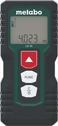 (amazon) Metabo LD 30 Laser-Distanzmessgerät