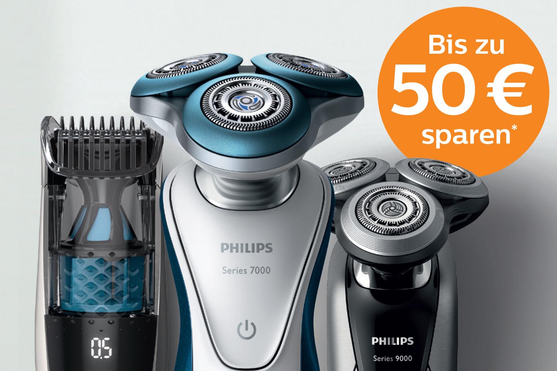 Cashbackaktion für Philips Rasierer zB Beispiel S9041/12 für 115.- bis 120.- Euro möglich.