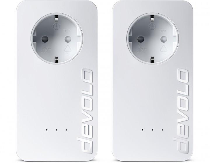devolo dLAN 650+ Starter Kit für 69,90€bei Comtech - Powerline LAN mit bis zu 600 Mbit/s