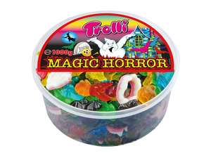 Lidl: 1kg Trolli Magic Horror